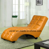 Sofá de couro do lazer da sala de visitas (UL-NS020)