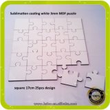 Sublimation Printing Hardboard Puzzle pour Heat Press