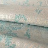 Os projetos do Normal do poliéster/Cotton50/50 140GSM imprimiram a tela da Para baixo-Prova para a tampa do Quilt
