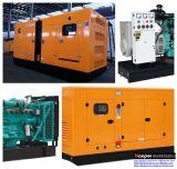 480V 277V 60Hz 110kw122kw 137kVA 150kVA Generador Marino Por Cummins Motor