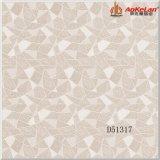 materiale da costruzione lustrato di ceramica rustico del Matt delle mattonelle di pavimento del getto di inchiostro di 600X600mm