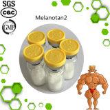 Polvo Mt2 sexual Melanotan 2 del polipéptido Melanotan2 para broncear de la piel