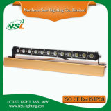 13inch 36W Single Row LED Bar Camion hors route ATV, SUV, Ute, Auto Car Truck