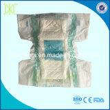 Tecido descartável do bebê do algodão da fralda do bebê da fita dos PP