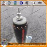 Câble Mv-90 15kv en aluminium d'UL