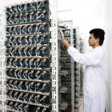 Distributore automatico combinato della spremuta fresca per accettare Bill e moneta