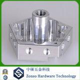 Точности части алюминиевого сплава автомобиля подвергли механической обработке CNC, котор/автомобиля/автомобиля/мотоцикла
