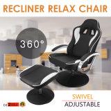 Удобный стул Recliner печенья Microfiber ослабляет заднюю часть мебели Hugger стены