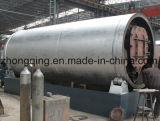 Überschüssige Reifen-Pyrolyse, die Maschine aufbereitet