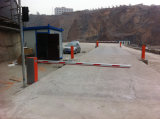 Pont de pesage à haute capacité pour la combinaison de véhicules