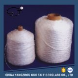 La fibra de vidrio texturizada Hilados