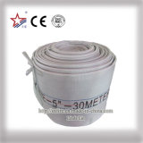 Constructeurs rayés par PVC de boyaux de lutte contre l'incendie en Chine