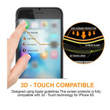 para el iPhone del iPhone 6s 7 accesorios del teléfono móvil del protector de la pantalla del vidrio Tempered