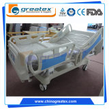 Vervaardiging 5 Bed van het Ziekenhuis van Functies het Elektrische voor Verlamde Patiënten
