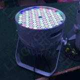 120X3w RGBWの変更はDMXの照明LED PAR64を着色する