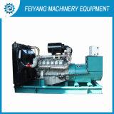 groupe électrogène 128kw/170kVA actionné par le moteur diesel 6CTA8.3-G1 de Cummins
