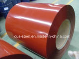 Les bobines principales de l'acier Coils/PPGI de couleur/ont enduit la bobine d'une première couche de peinture en acier de couleur