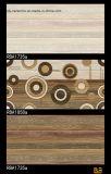 Azulejo de suelo gris de azulejo de la piedra de la cerámica