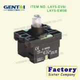 (LAY5)シリーズ接触の要素、ランプが付いているボタンのボタンのシート
