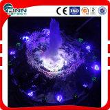 LEIDENE van de Muziek van de Kerstboom van de decoratie Lichte Fontein