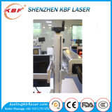 20W de Laser die van de Vezel van de lijst Machine voor het Roestvrij staal van het Metaal merkt