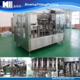 18-18-6 planta de embotellamiento automática del agua mineral de la maquinaria