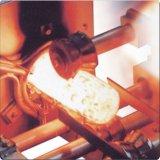 鋼鉄のためのGSZp 800kw誘導の鍛造材装置