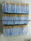열 승화 인쇄 Microfiber 유리 청소 피복 PVC 패킹