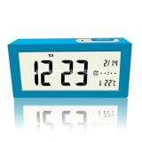 LED Large Number Minimalistic Clock avec Night Light