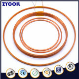 Tipo cobre indutivo da bacia da bobina do sensor elétrico