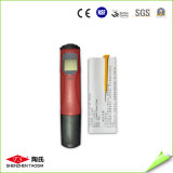 Medidor de pH de baixo preço para teste de água