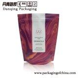 Danqing kundenspezifischer Aluminiumfolie PlastikDoypack Beutel-stehender Reißverschluss-verpackenbeutel Y1710