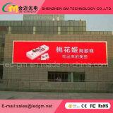 야외 P6 SMD 풀 컬러 광고 화면의 LED 디스플레이를 고정