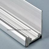 6063 perfis anodizados T5 do alumínio do frame de painel solar