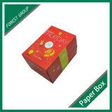 Caixa ondulada feita sob encomenda da fruta do preço de fábrica para a embalagem do presente