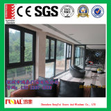 Fournisseur en aluminium de Windows Chine de garantie de 10 ans