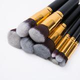 Ombre 10PCS Eye Foundation personnalisé Make up gros pinceau
