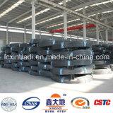 Alambre de acero de la PC espiral de las costillas de Xindadi para la exportación