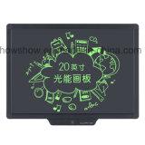 20-duim de Duurzame Grafische LCD Tablet van de Tekening voor de Levering van de School van het Bureau