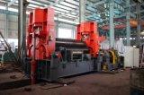 Preço hidráulico da máquina de dobra do rolo do metal de W11s, máquina de rolamento automática hidráulica com CE e ISO