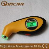 Calibre de pressão personalizado logotipo do pneu de Digitas