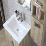 Mehrschichtige festes Holz-Badezimmer-Eitelkeit mit seitlichem Schrank