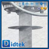 Шариковый клапан пожара Didtek безопасный & противостатический конструкции Trunnion с выдвижением стержня