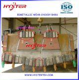 bimetallische Materialien Chocky Stäbe der Abnützung-63HRC/700bhn