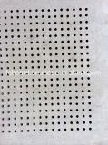 Pounch durchlöcherte akustisches Faser-Kleber-Panel