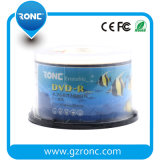 Ronc/OEM DVD 기록 가능한 공백 DVD-R는 빈 디스크를 도매한다