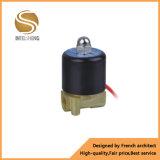 Válvula de solenóide pneumática de alta pressão da água do controle de fluxo
