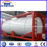 炭素鋼記憶のための化学腐食性の有害なISOタンク容器