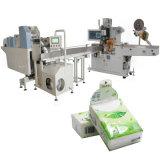 Машина бумажный делать салфетки карманн ткани носового платка