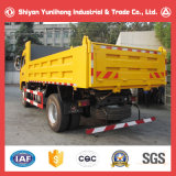 판매를 위한 싼 15 톤 4X2 모래 짐 쓰레기꾼 트럭